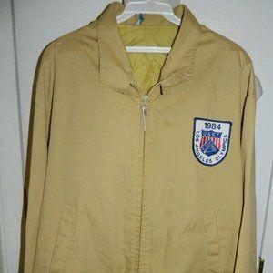1984 US Olympics Equestrian Team Issue Jacket